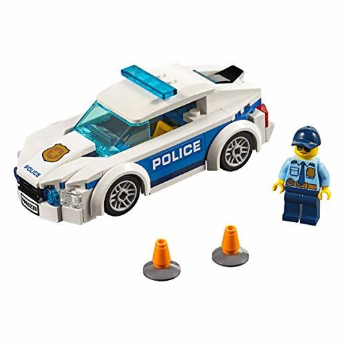 レゴ(LEGO) シティ ポリスパトロールカー 60239 ブロック おもちゃ 男の子 車_画像3