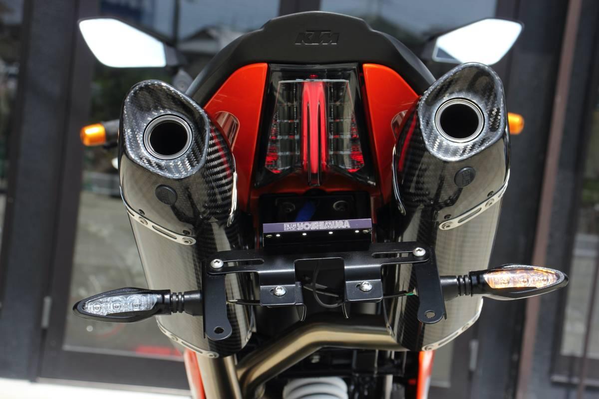 ●配送料0円企画!!★ KTM RC250 ★低走行3362km★ヨシムラ RS-9 カーボンマフラー装着 !!★250cc (検 SS スーパースポーツ CBR250RRZX-25R_画像7