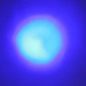 ブルー 100-240V 水槽ライト アクアリウムライト 水槽用照明 LED水槽ライト 1W 省エネ 観賞魚 熱帯魚 水草育成 _画像4