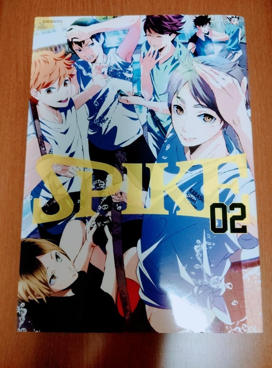 ハイキュー 同人アンソロジー 「SPIKE 02」