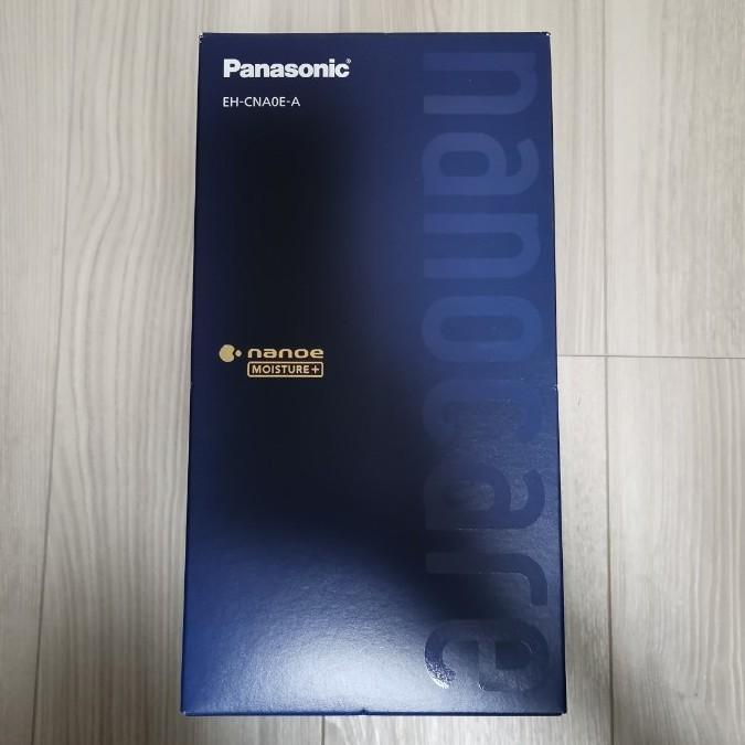 パナソニック ヘアードライヤー ナノケア ネイビー EH-NA0E-A