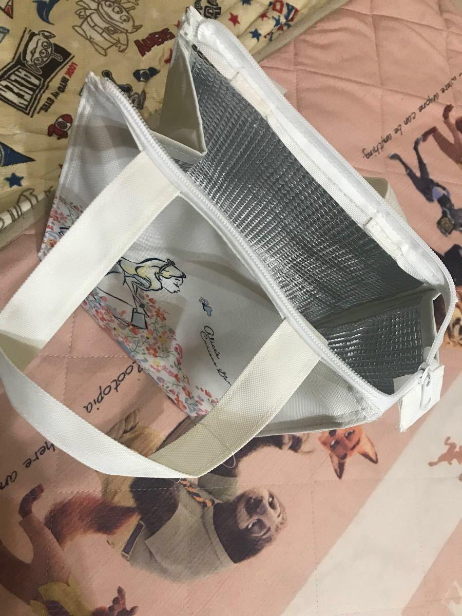 トートバッグ ランチバッグ保冷 ディズニー レディースバッグ サブバッグ ミニバッグ コンパクトバッグ 不思議の国のアリス