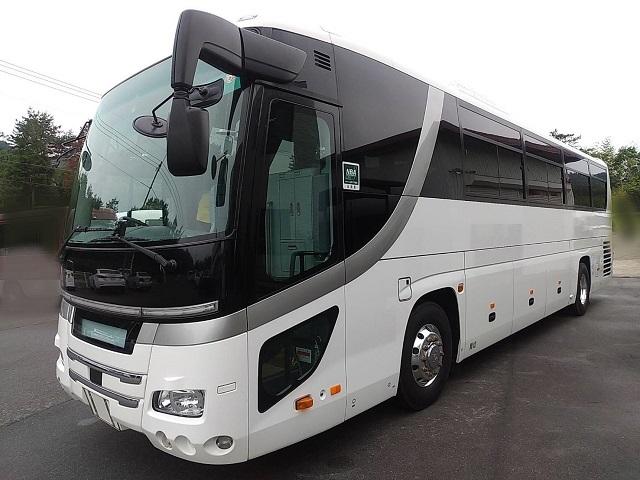 「☆ 平成27年 日野 セレガ 55人 観光バス 実走353,200km!! ☆」の画像1