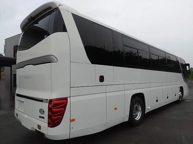 「☆ 平成27年 日野 セレガ 55人 観光バス 実走353,200km!! ☆」の画像2