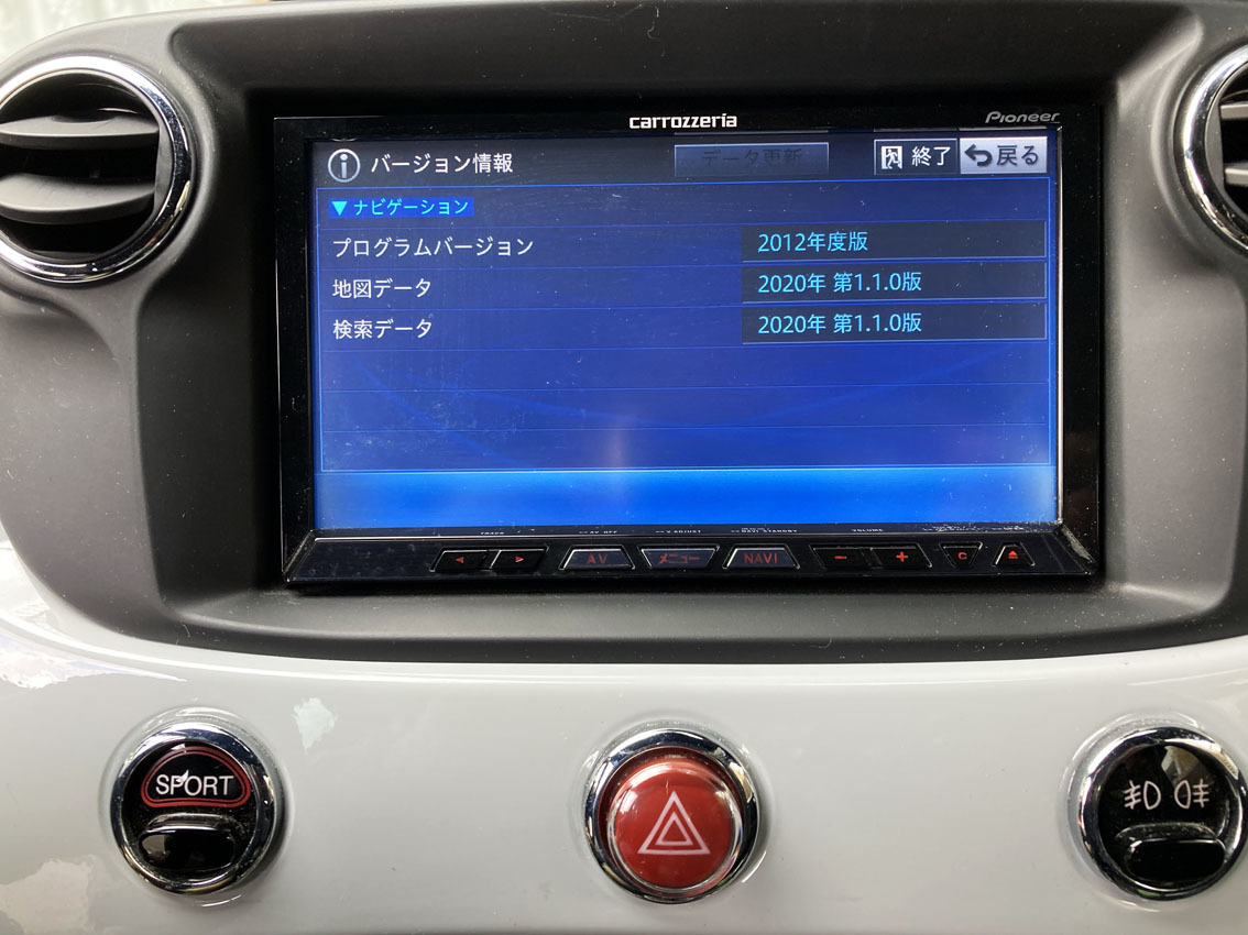 アバルト500|本国エッセエッセキット160HP仕様|レコモンマフラー|サベルトシート|アバルト17インチホイール|左H|低走行で程度良_画像9
