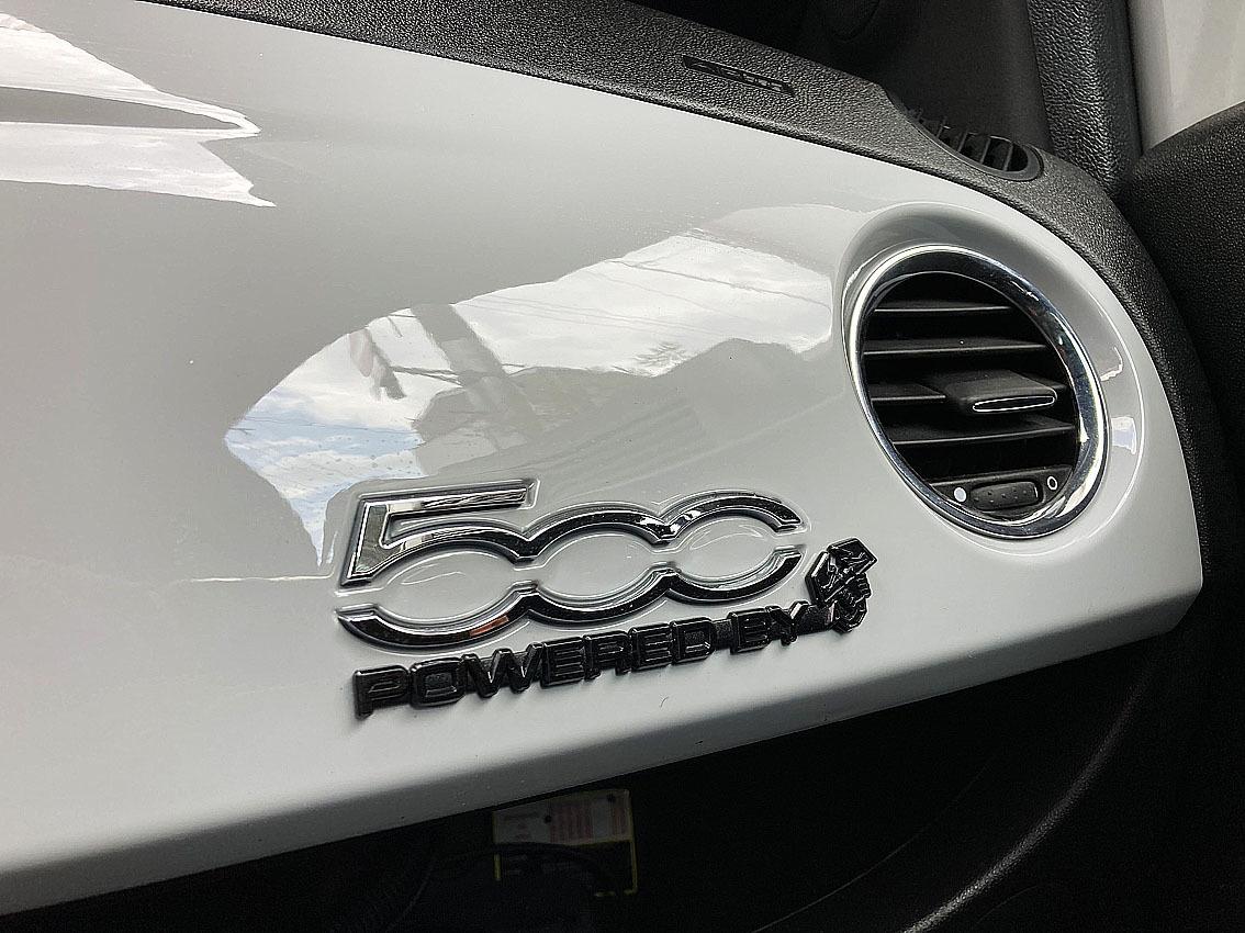 アバルト500|本国エッセエッセキット160HP仕様|レコモンマフラー|サベルトシート|アバルト17インチホイール|左H|低走行で程度良_画像7