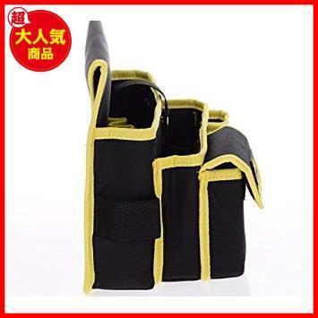 新品 電工用 工具差し 腰袋片側 工具袋 STAR E2346 ウエストバッグ ZMAYA ツールバッグ 工具袋-4YS18_画像4