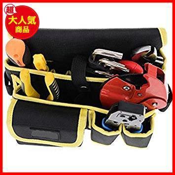 新品 電工用 工具差し 腰袋片側 工具袋 STAR E2346 ウエストバッグ ZMAYA ツールバッグ 工具袋-4YS18_画像3