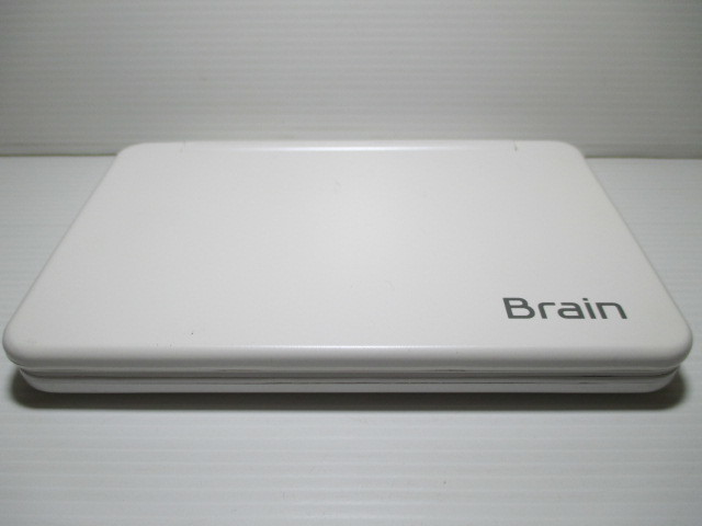 ☆SHARP Brain カラー 電子辞書(PW-SH4)!!_画像1