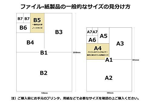 新品白色 A4 タカ印 賞状用紙 OA対応 10-1160 A4 縦書き 100枚 白9BK3_画像5