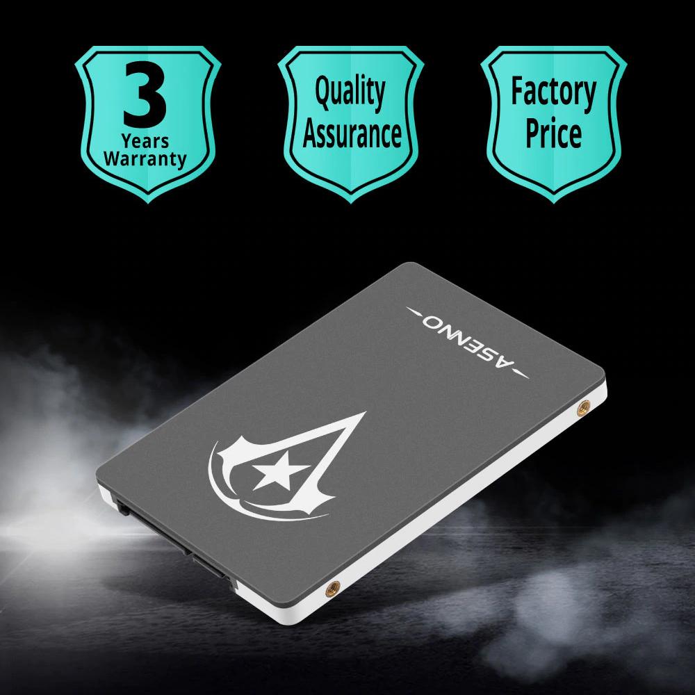 【最安値!】SSD ASENNO 240GB SATA3 / 6.0Gbps 新品 高速 3D NAND TLC 2.5インチ PC_画像3
