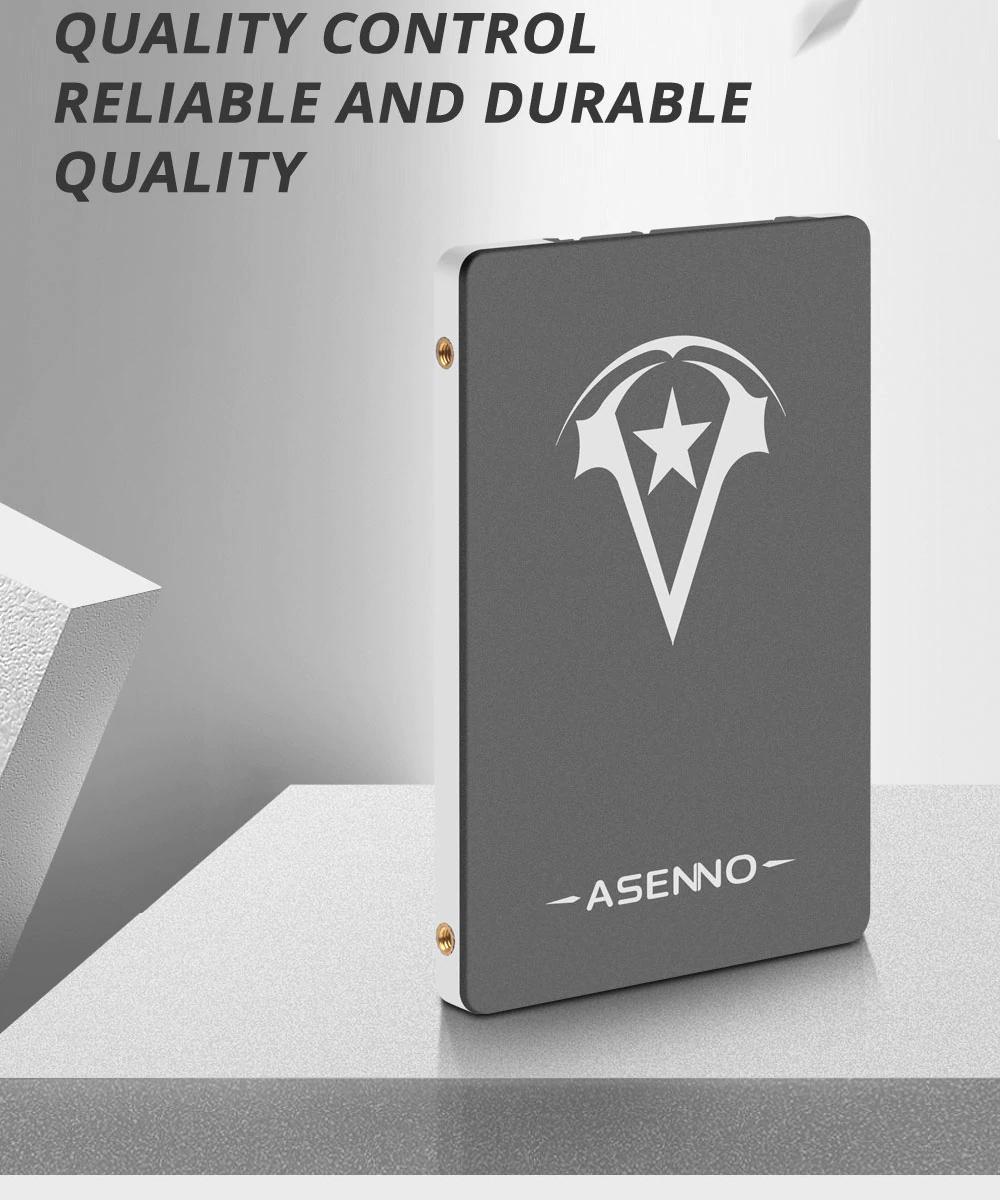 【最安値!】SSD ASENNO 240GB SATA3 / 6.0Gbps 新品 高速 3D NAND TLC 2.5インチ PC_画像8
