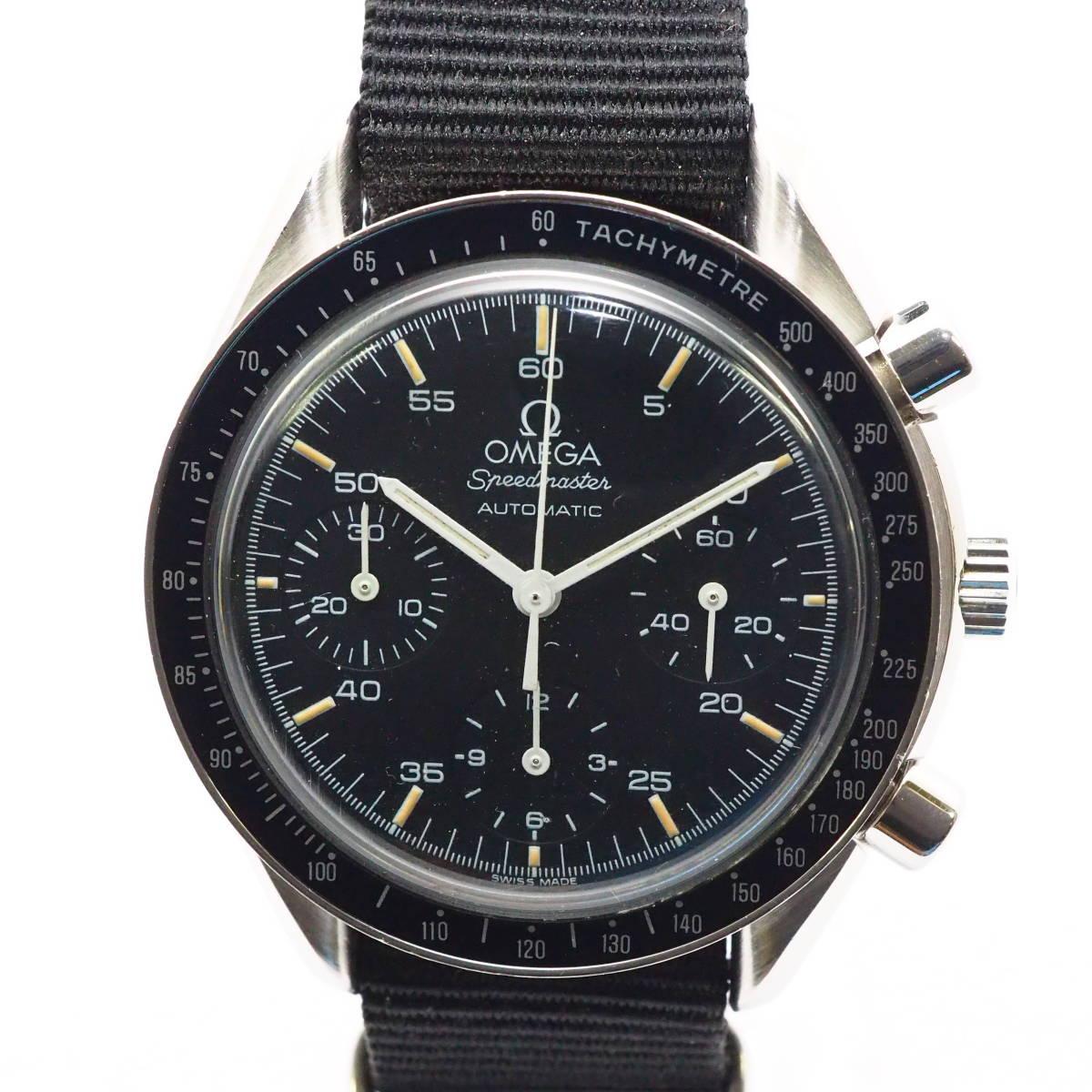 オメガ スピードマスター Ref,175.0032 Cal,1140 OMEGA Speedmaster クロノグラフ 自動巻 メンズ 男性 腕時計 [54039719]