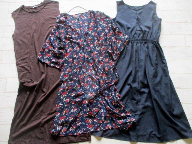 ●レディース GU ジーユー 福袋 まとめて まとめ売り 55点 セット 大量 洋服 古着 仕入れ ●69_画像3