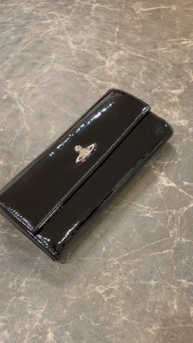 Vivienne Westwood 長財布【スマホが入る!】