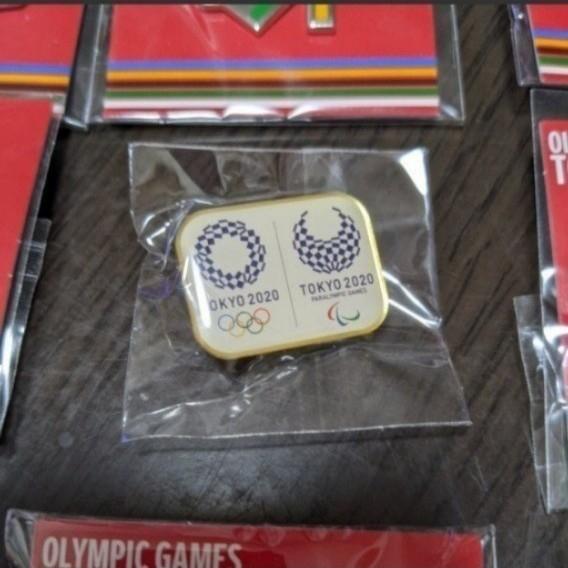 東京 2020 オリンピック  ピンバッジ コカコーラ 8点 + エンブレム1点 東京2020オリンピック オリジナルピンバッジ