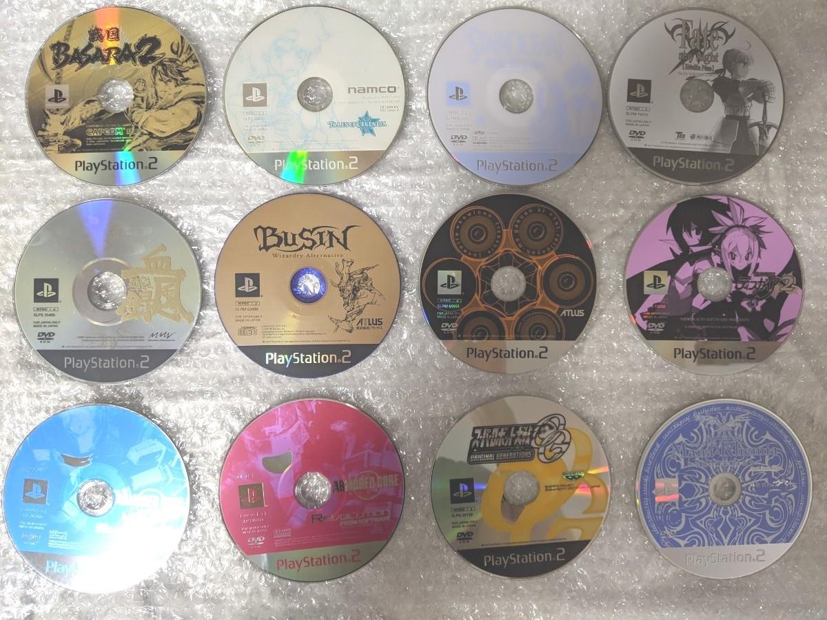 PS2ソフト 30タイトルまとめ売り