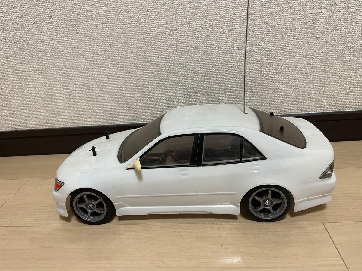 タミヤ製 レクサスIS200 ラジコン