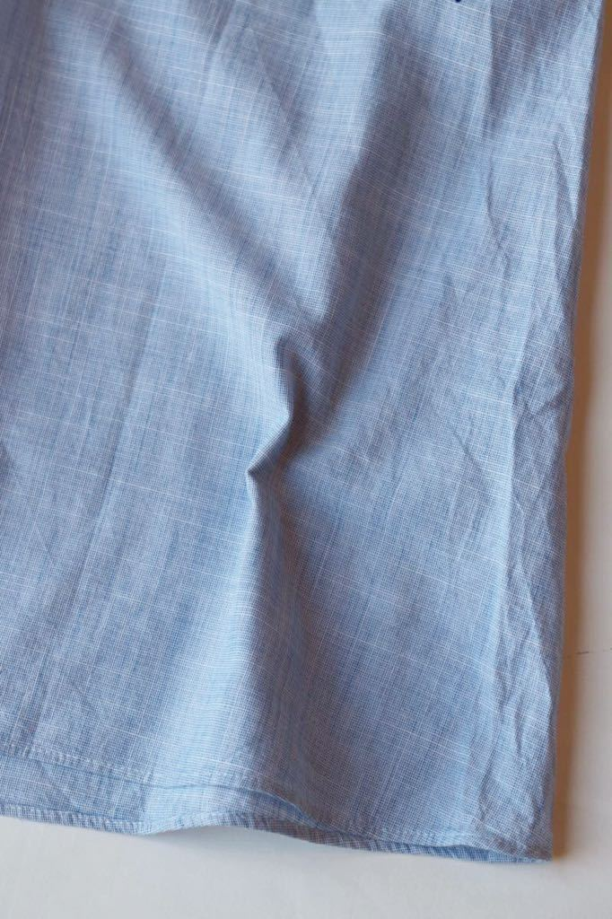 ZARA ザラ 人気 夏 大人素敵スタイル フェルト&スパンコール 花柄 ノースリーブプルオーバー サイズS ブルー 軽やか ボタニカル 爽やか_画像4