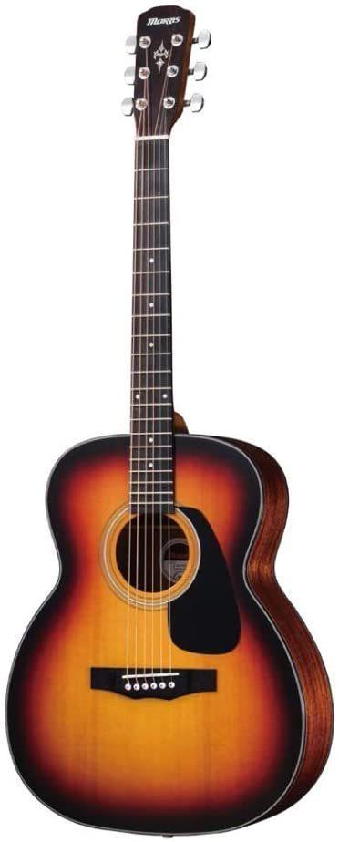 Morris F-020 RBS レッドブラウンサンバースト モーリス フォークサイズ アコースティックギター アコギ 初心者 送料無料 新品アウトレット_画像1