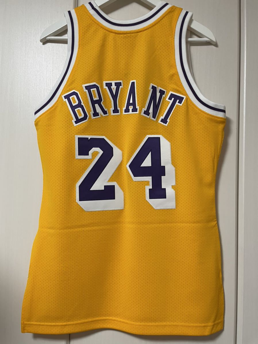 Mitchell & Ness Authentic Kobe Bryant Jersey #24 size 36 Small 正規購入 新品未使用 オーセンティック レイカーズ NBA _画像2