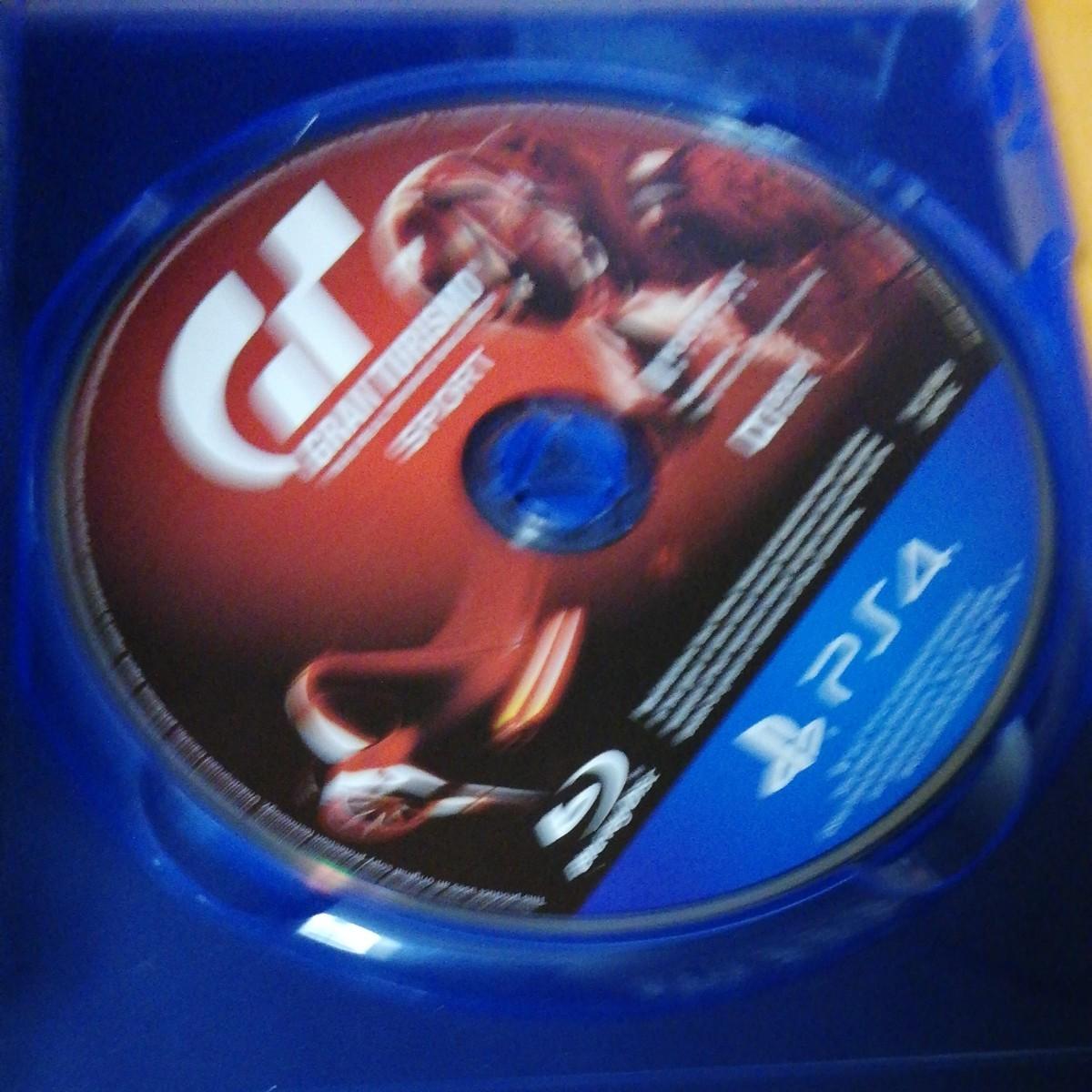 PS4ソフト グランツーリスモSPORT