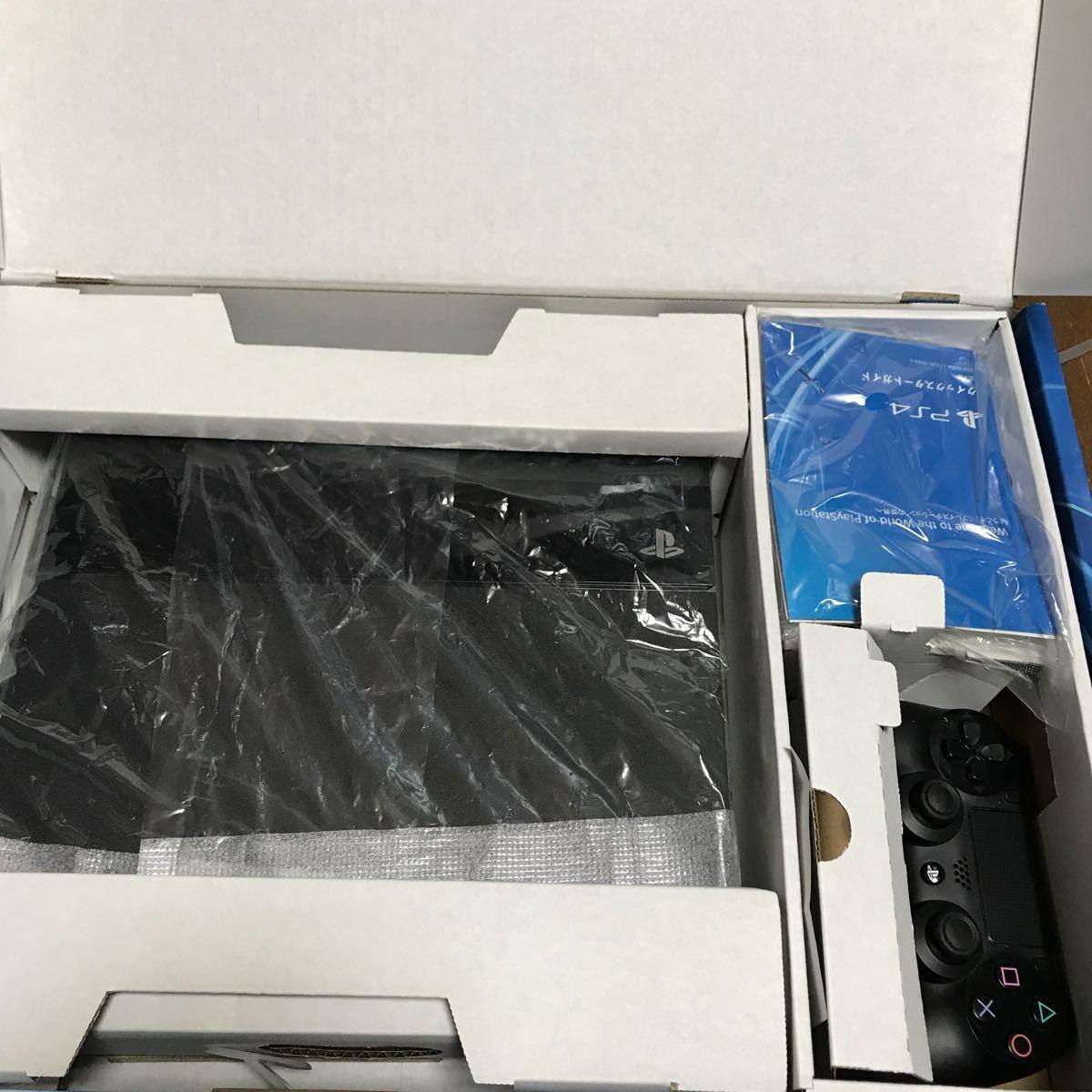 プレイステーション4 PS4本体 プレステ4 PlayStation4 ジェット・ブラック