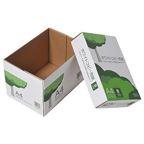 色白(ホワイト) サイズA4 コピー用紙 A4 ホワイトコピー用紙 高白色 紙厚0.09mm 2500枚(5005)_画像4