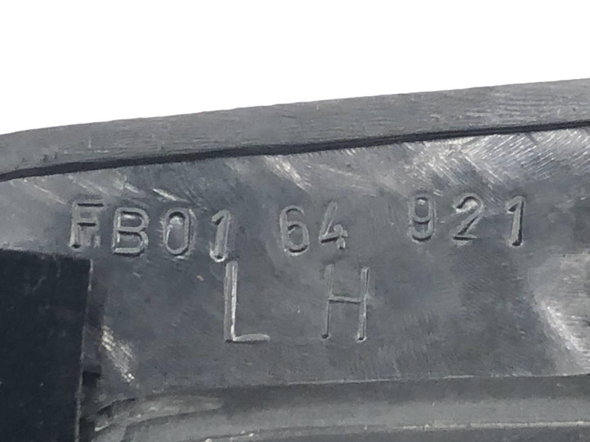 _b61180 マツダ サバンナRX-7 E-FC3S ダッシュボード エアコン吹出し口 左 LH ルーバー 吹出口 トリム カバー 内装 FD8 FB01-64-921 FC3C_画像7