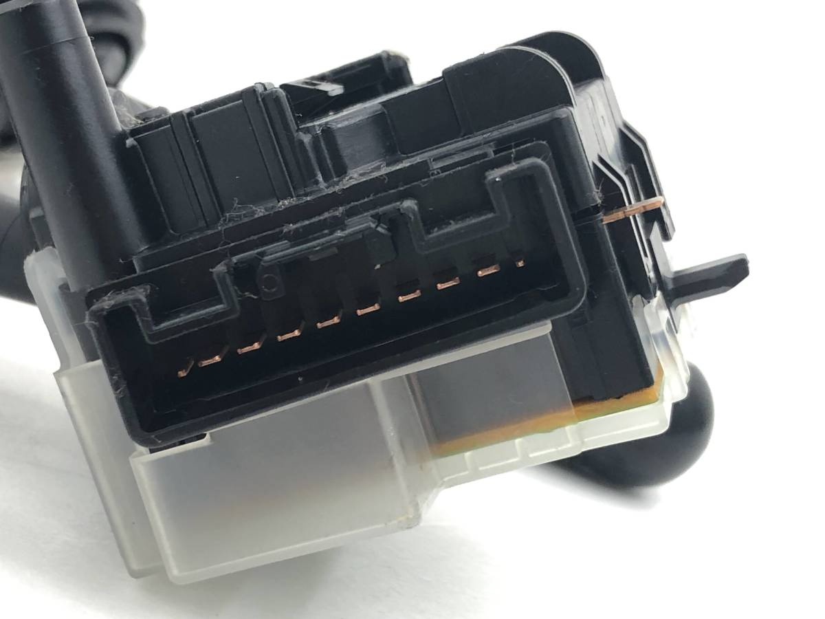 _b65824 ダイハツ タント カスタムRS CBA-L375S コンビネーションスイッチ レバー ライト ディマー ワイパー L385S_画像3