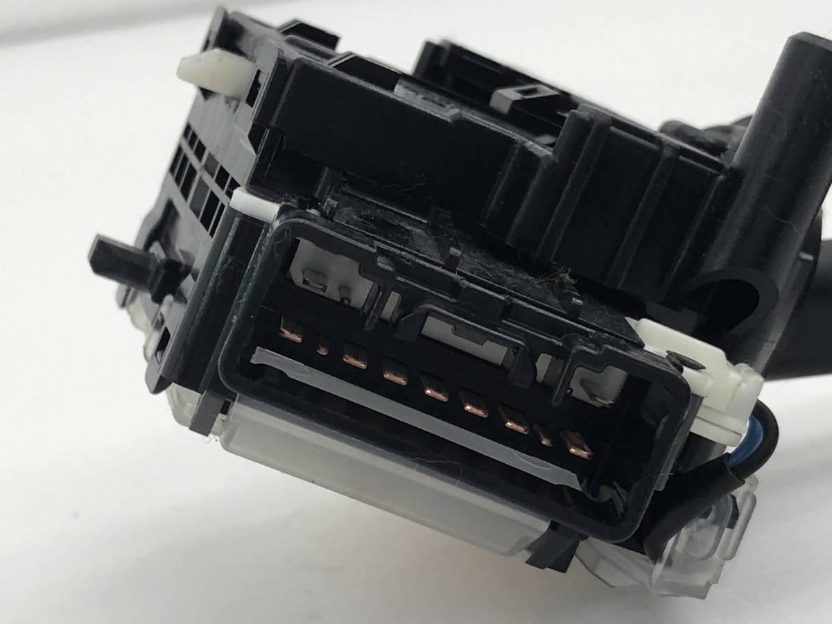 _b65824 ダイハツ タント カスタムRS CBA-L375S コンビネーションスイッチ レバー ライト ディマー ワイパー L385S_画像5