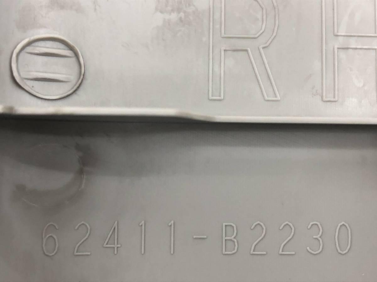 _b65824 ダイハツ タント カスタムRS CBA-L375S センターピラー B カバー トリム 右 RH YF10 62411-B2230 / 62413-B2110 L385S_画像5