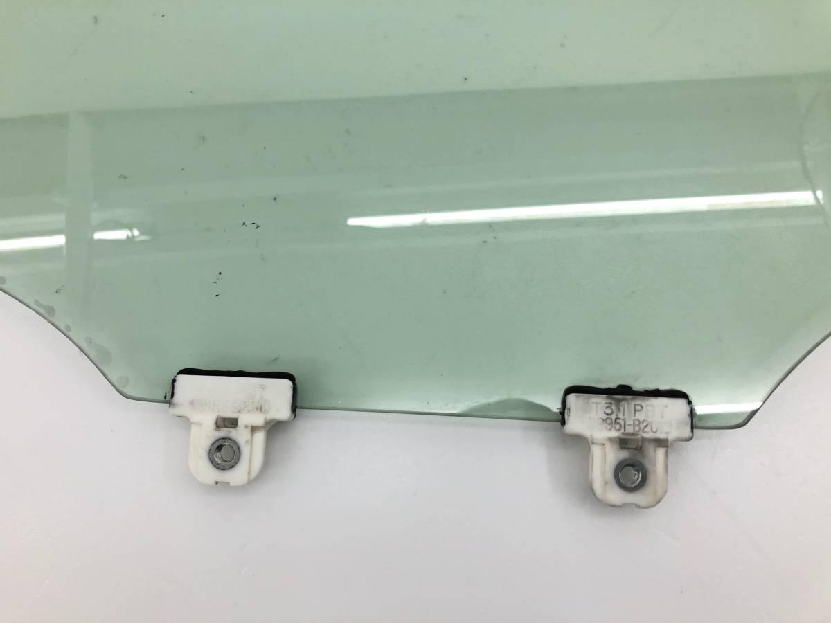 _b65824 ダイハツ タント カスタムRS CBA-L375S ドア ガラス ウィンドウ フロント 右 F/RH 運転席側 NSG M3108 L385S_画像2