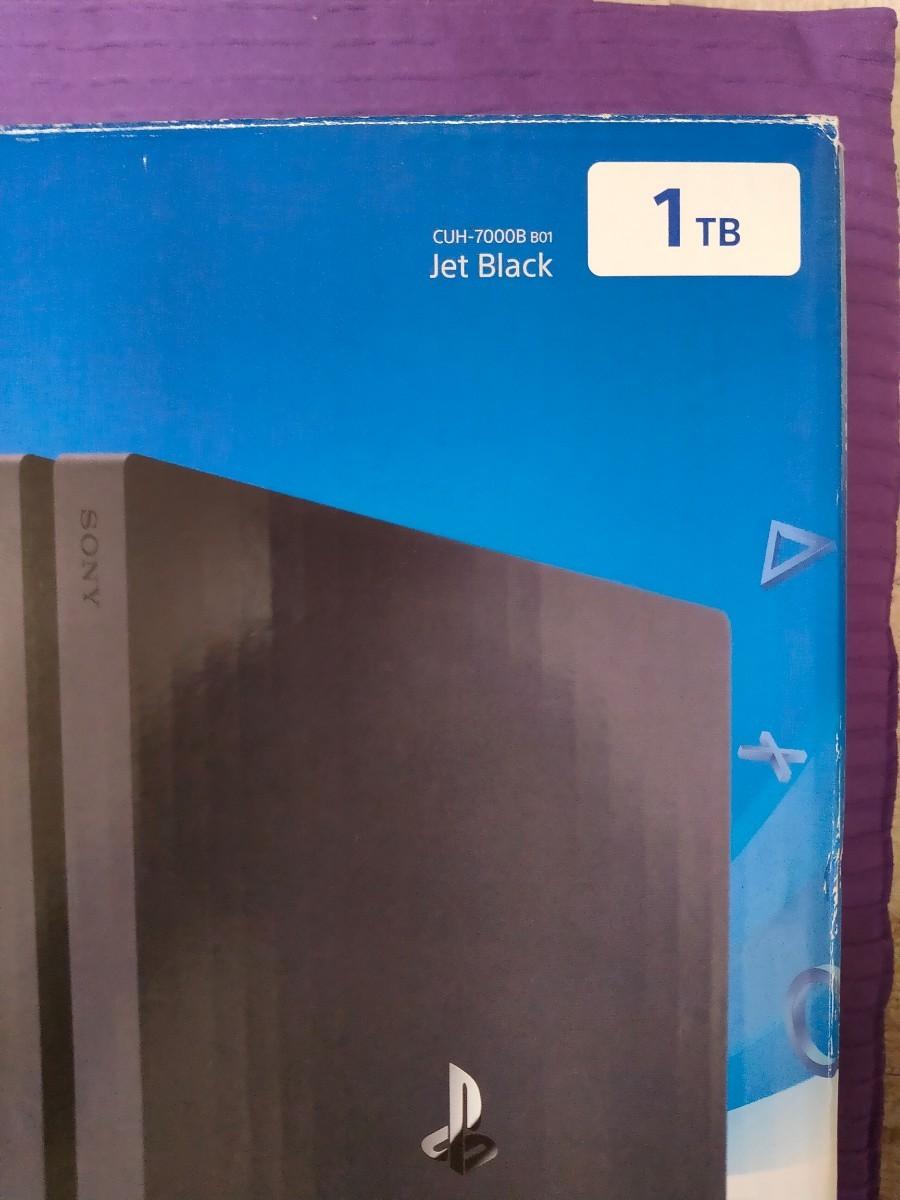 プレイステーション4 Pro PS4 ジェットブラック プレステ4 SONY PS4 Pro