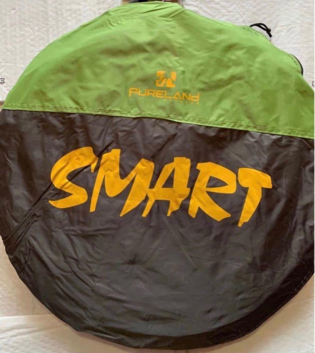 テント 2人用 アウトドア ソロ キャンプテント ワンタッチ 防風防水 設営簡単 折りたたみ 超軽量 防災用 収納袋付き