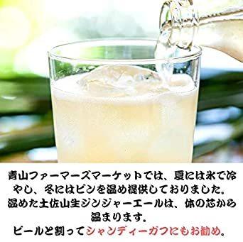 6本 5種MIX 土佐山ジンジャーエール 5種類 飲み比べ MIX ( 土佐山ジンジャーエール 01/02/辛口/マイルド & _画像8