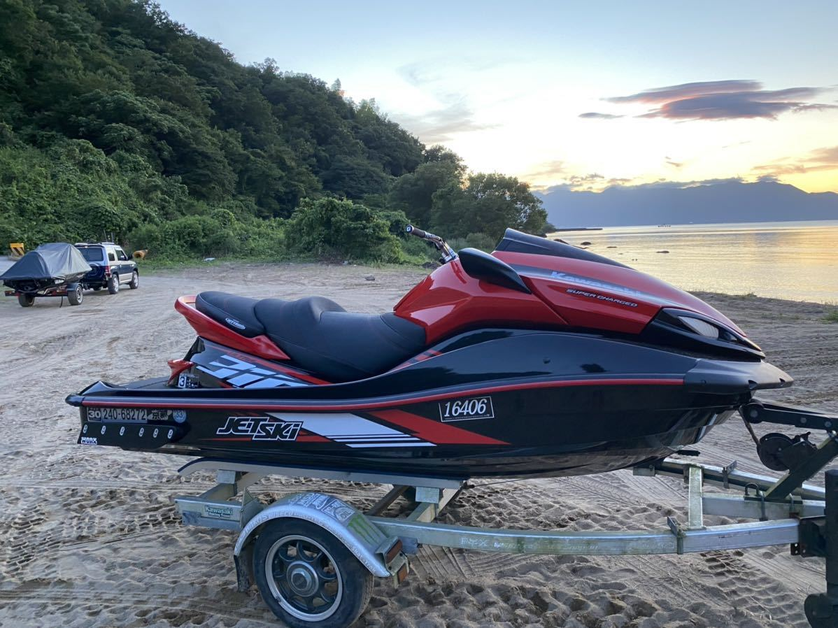 「カワサキ ウルトラ310Xスペシャルエディション 琵琶湖艇」の画像2