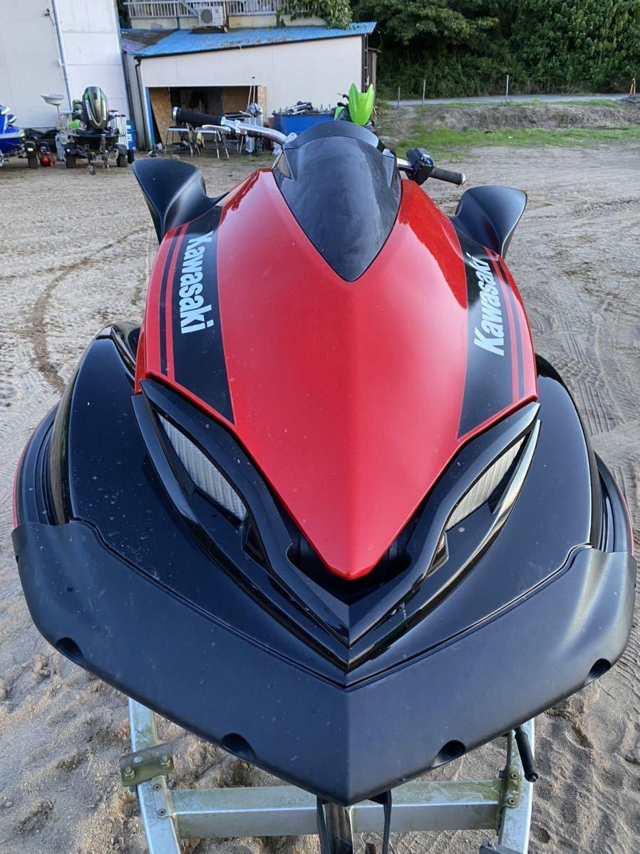 「カワサキ ウルトラ310Xスペシャルエディション 琵琶湖艇」の画像1