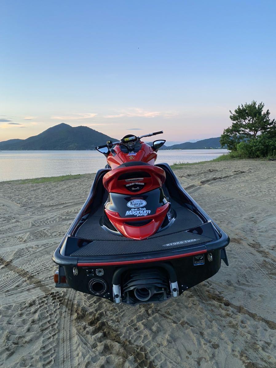 「カワサキ ウルトラ310Xスペシャルエディション 琵琶湖艇」の画像3