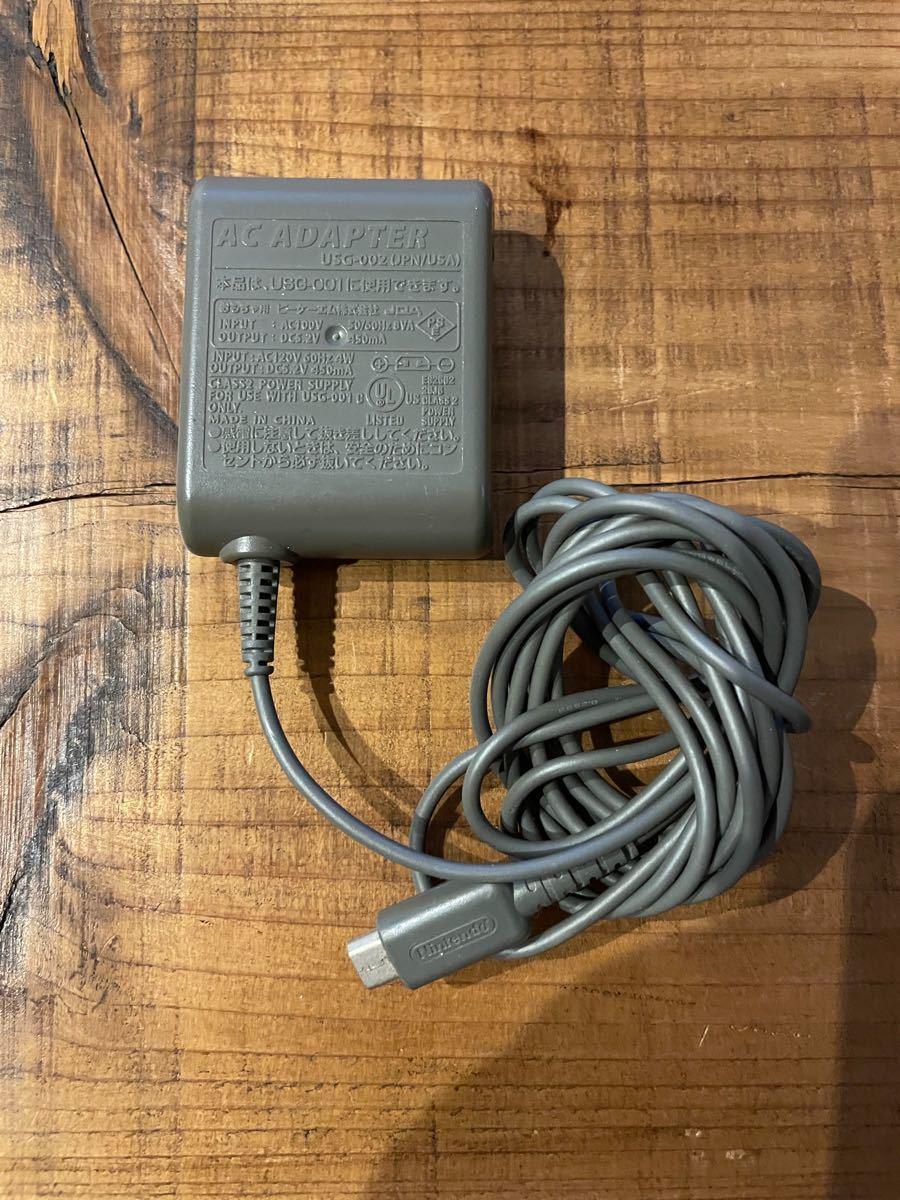 DS Lite ACアダプタ ニンテンドーDS Lite用