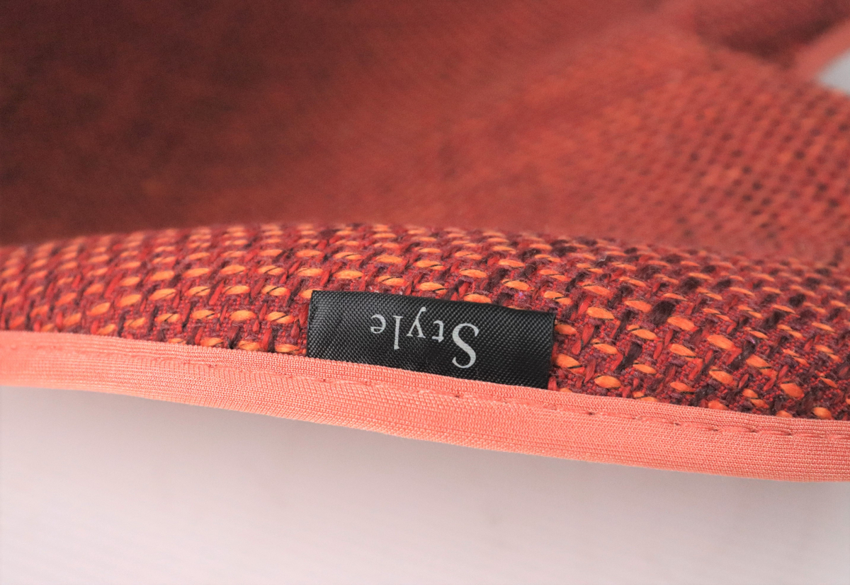 MGT BS-ST1917F-DR ボディメイクシート スタイル 姿勢ケア バランスチェア ディープレッド 美姿勢 クビレディ ダイエット 美容 FAEE37