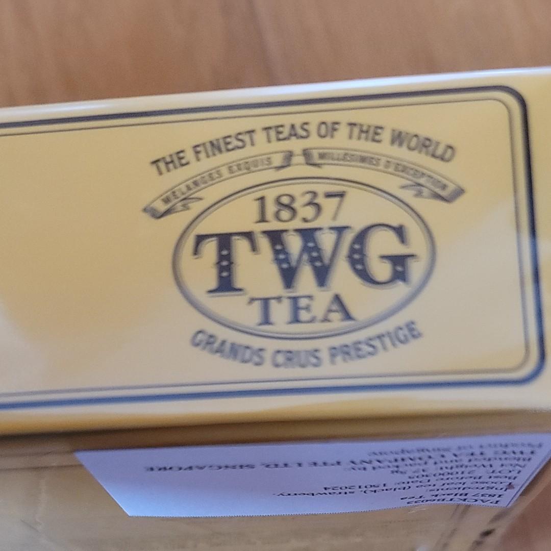 TWG  ブラックティー Black Tea 紅茶ティーバッグ