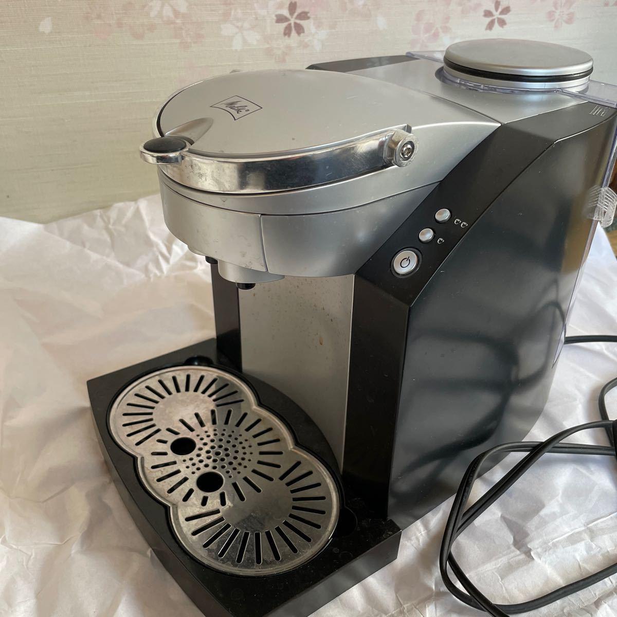 Rポッド60mmコーヒーポッドマシンMKM-112Bメリタ