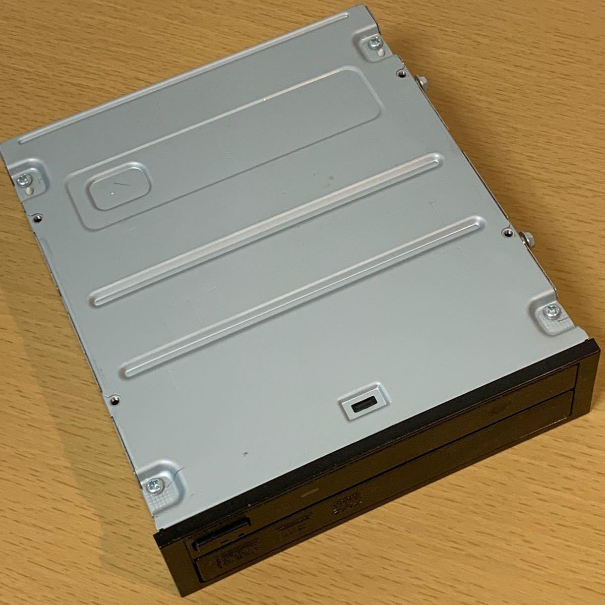 DVD/CD マルチドライブ Philips&Liteon DH-16ABS  Win10上動作確認