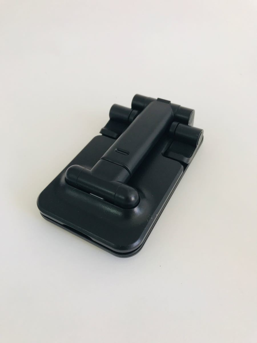 Bluetooth三つ折りコンパクトキーボード&スマホ/タブレットスタンドセット