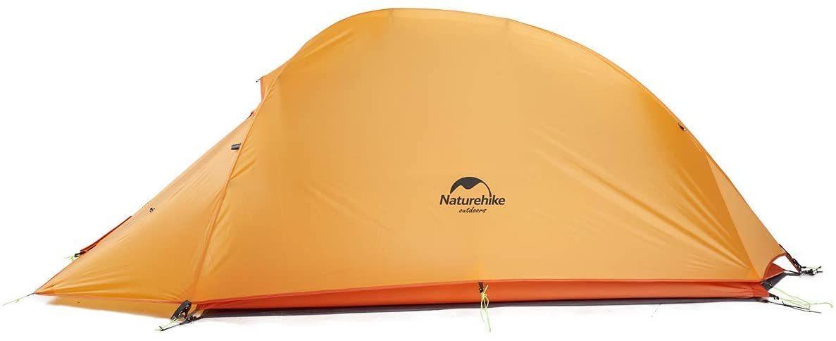 Naturehike ツーリング テント グランドシート 付属 ソロ キャンプ ソロキャン 初心者 キャンパー軽量 コンパクト
