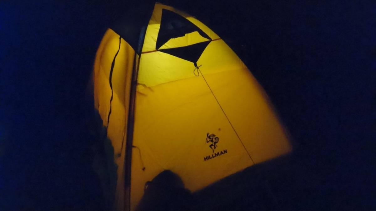 ソロ キャンプ テント スカート付き 4シーズン イエロー ツーリング アウトドア BBQ 防災 避難 2人用 イエロー