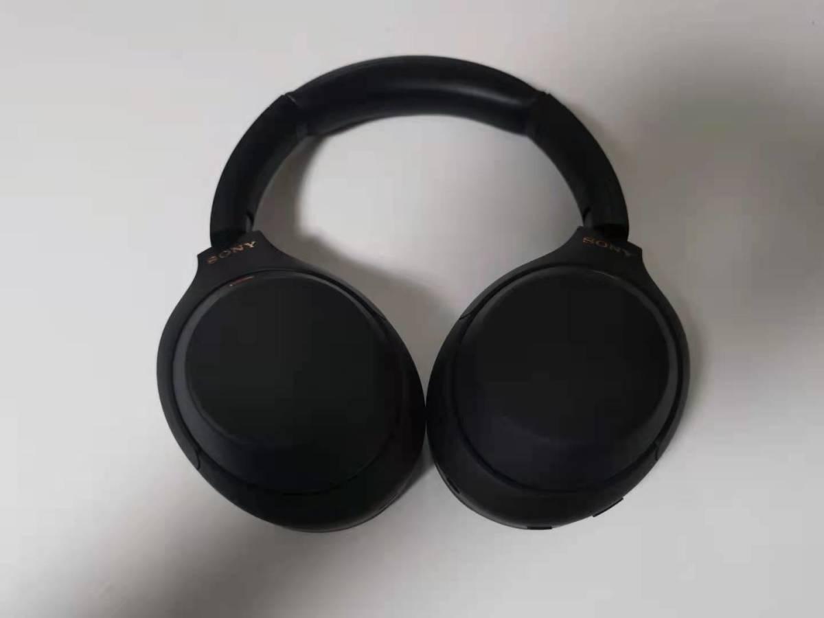 ほぼ新品SONY WH-1000XM4 (B) [ブラック]日本国内正規品 _画像8