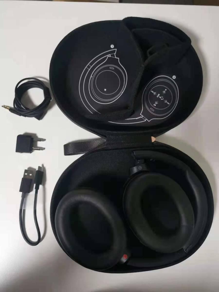 ほぼ新品SONY WH-1000XM4 (B) [ブラック]日本国内正規品 _画像7