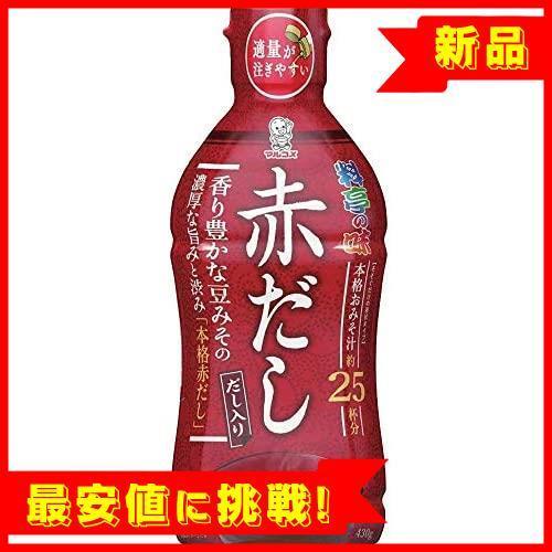 【新品大特価】 飲み比べセット(料亭の味、赤だし、貝だし、四種合わせ、健康みそ汁、贅沢鯛だし 各1本) A002 6種 液みそ_画像3